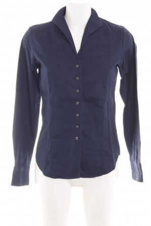 Lawrence Grey Hemd-Bluse blau Casual-Look