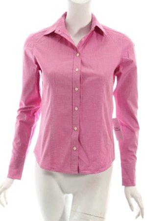 Lawrence Grey Hemd-Bluse rosa klassischer Stil