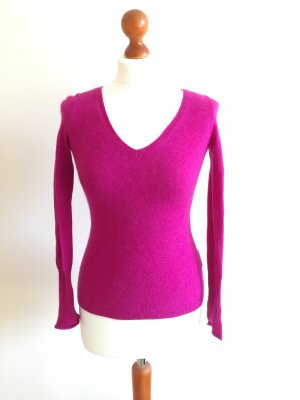 Lawrence Grey Kaschmir Pullover, Pink, Gr. XS 34