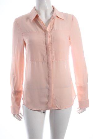 Lawrence Grey Langarm-Bluse rosé