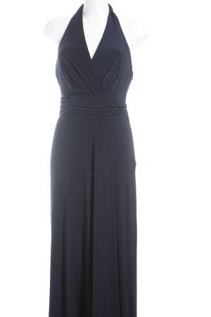 Lawrence Grey Neckholderkleid dunkelblau Elegant