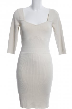 Lawrence Grey Stretch Dress light grey casual look