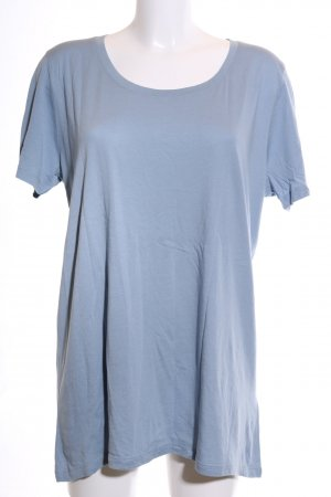 Lawrence Grey T-Shirt blau Casual-Look