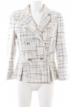 Lawrence Grey Tweedblazer Allover-Druck Casual-Look