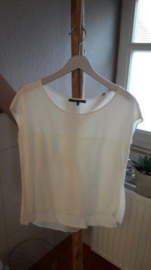 Layering Shirt in Seide und Baumwolle, Gr. 36 von RENÉ LEZARD