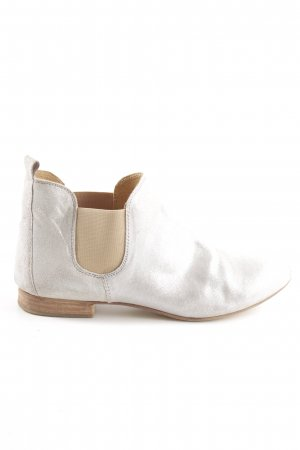 Lazamani Chelsea Boot rose chair-blanc cassé style d'affaires