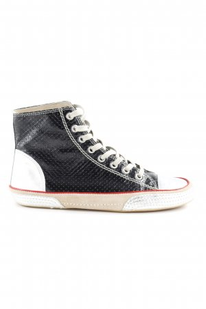 Lazamani High Top Sneaker mehrfarbig Casual-Look