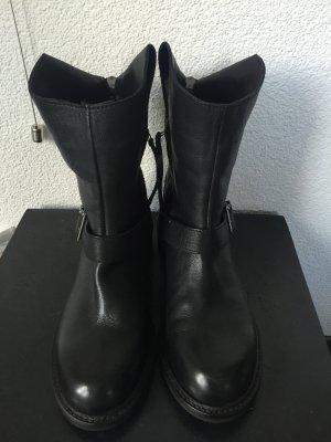 LAZAMANI - Leder Stiefelette / Boots Gr. 39 *** NEU ***