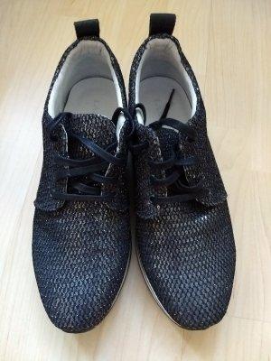Lazamani Pailetten Schuhe Gr. 41