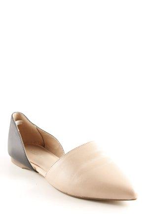 lazzarini Ballerinas mit Spitze mehrfarbig Casual-Look