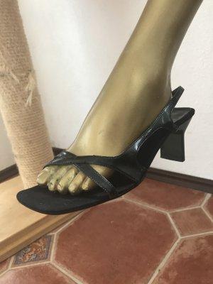 Lazzarini Sandalen mit Absatz Gr 39, KP 70€