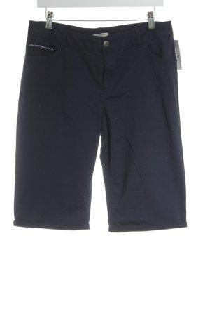 LC WAIKI Shorts dunkelblau Brit-Look