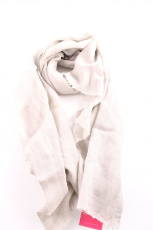 Le Camp Summer Scarf natural white casual look