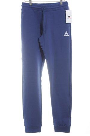 Le coq sportif Pantalon de sport multicolore style athlétique