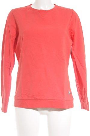 Le coq sportif Sweatshirt hellrot sportlicher Stil