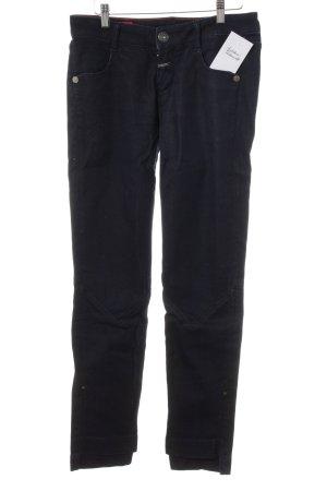Le Jean De Marithé + Francois Girbaud Skinny Jeans dunkelblau Casual-Look
