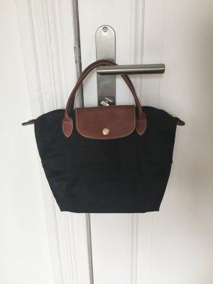 Le Pliage S-Tasche von Longchamps in Schwarz