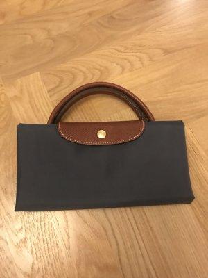 """""""Le Pliage XL"""", Reisetasche Longchamp graublau"""