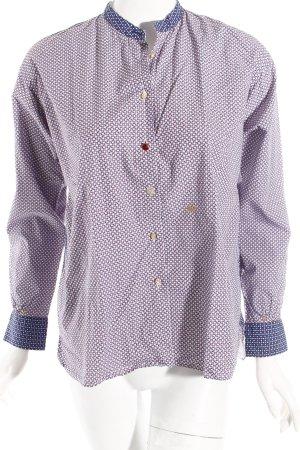 Le Sarte Pettegole Langarm-Bluse mehrfarbig Casual-Look