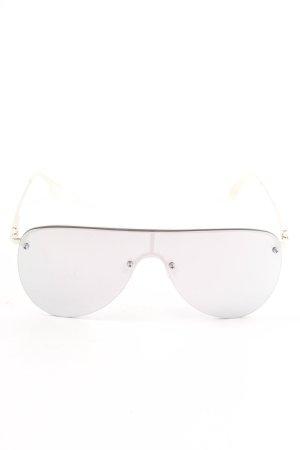 Le Specs Occhiale petrolio stile stravagante