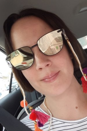 Le Specs Luxe Pharaoh Sonnenbrille Verspiegelt Mirror Polarized