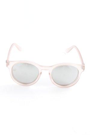 "Le Specs Panto Brille ""Hey Macarena"" rosé"
