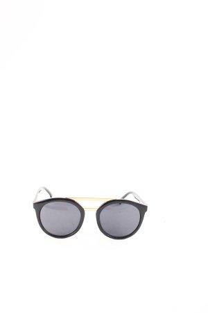 """Le Specs runde Sonnenbrille """"Black Lagoon"""""""