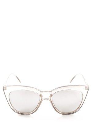 "Le Specs runde Sonnenbrille ""Halfmoon Magic"""