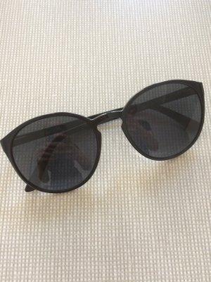 Le Specs Sonnebrille schwarz
