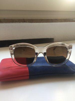 Le Specs Sonnenbrille beige