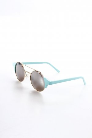 Le Specs Sonnenbrille mint Street-Fashion-Look