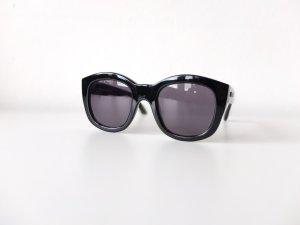 Le Specs Sonnenbrille schwarz Butterfly Gläser