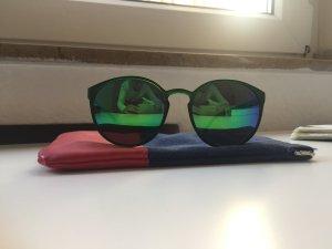 Le Specs Sonnenbrille verspiegelt