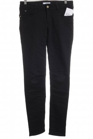 Le Temps des Cerises Skinny Jeans schwarz Casual-Look