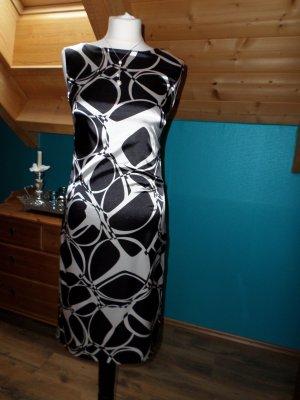 Sheath Dress multicolored viscose