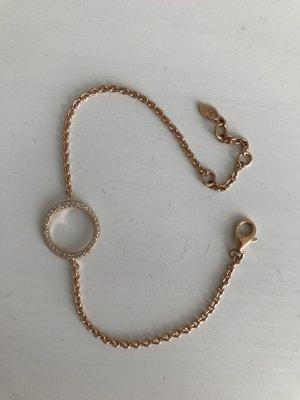 Leaf Bracelet rose-gold-coloured