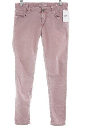 Leara Woman Slim Jeans altrosa Casual-Look
