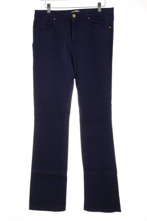 Leara Woman Stoffhose dunkelblau Casual-Look