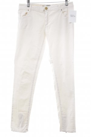 Leara Woman Stretchhose hellbeige Casual-Look