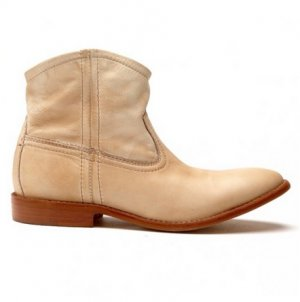 Leather Boot PIECES Stiefeletten LEDER Western Schuhe * NP 119,95€ * 36