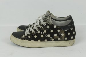 Leather Crown Sneaker Gr. 37