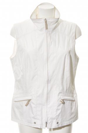 Lebek Reversible Vest white casual look