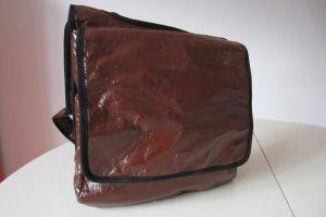 Lecker Schoko-Tasche aus Knautschlack von PIC²