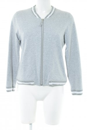 Lecomte College Jacket themed print casual look
