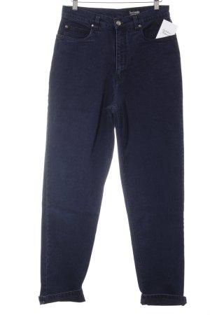 Lecomte Stretch Jeans dunkelblau Casual-Look