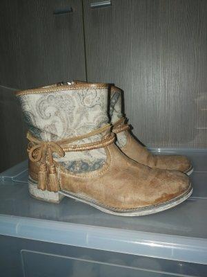 Leder Ankle Boots 38