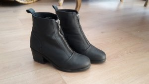 Leder Ankle Boots Akira Görtz 17