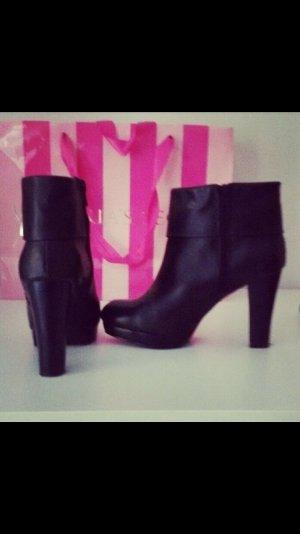 Leder Ankle Boots Apart