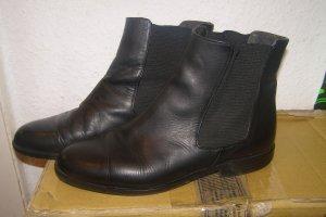 Leder Ankle Boots Chelsea Boots