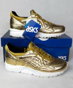 Leder Asics Turnschuhe Sneaker Gr.38 Neu mit Etikett